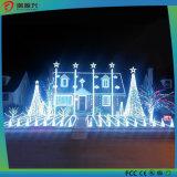 striscia leggiadramente dell'indicatore luminoso LED della stringa del partito LED della decorazione dell'albero di Natale 10m