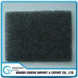 Maille d'écran de filtre à air par garniture de charbon actif d'éponge de polyuréthane