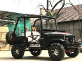 Four Wheelers Mini Black Jeep Electric Sports ATV