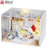 Mini muebles hechos a mano de los conjuntos de dormitorio para el juguete
