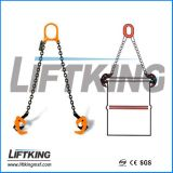 Тип одобренный Ce поднимаясь инструментов Liftking тавра Yqc струбцина барабанчика в штоке