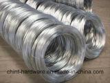 La qualité Bwg 20 de prix bas le Gi 21 22 a galvanisé le fil avec le prix raisonnable/fil obligatoire galvanisé (l'usine)