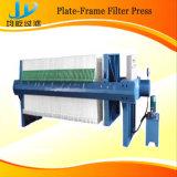 La filtropressa di trattamento del fango del ponticello ampiamente usata è processo d'asciugamento del fango