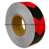 Une haute visibilité PVC trafic standard de bandes Fabric réfléchissantes (C3500-AW)