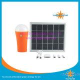Indicatore luminoso solare esterno del LED con il caricatore del telefono mobile