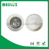 Projector novo 15W do diodo emissor de luz AR111 de Aluminum+PC G53/GU10