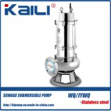 WQ Non-Закупоривают насос нечистоты погружающийся (нержавеющая сталь)