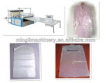 Plastic Laundry Clothes Cover Bag Making Machine for Clothes Hanger (DC-ZD)