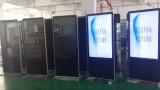 55 Digitale Signage van het Scherm van de Aanraking van de duim Standalone Androïde met 1080P Draadloze WiFi