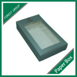 Caselle di carta di stampa in offset con la finestra del PVC