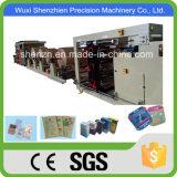 China 4 capa de papel kraft bolsa de cemento que hace la máquina en Wuxi