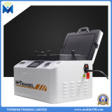 "Mt12 12 "" 붙박이 펌프 및 Debubbler를 가진 이동 전화 LCD 진공 박판으로 만드는 기계"