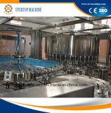 Очищенная вода бутылки делая завод фабрики цены машины завалки