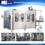 4.000 botellas/hora de lavado con agua pura Máquina Tapadora de llenado