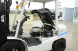 Gloednieuwe 2-4ton Diesel Vorkheftruck met C240 Levering voor doorverkoop Isuzu aan Europa