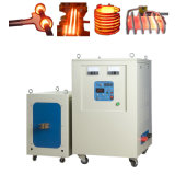 Máquina de aquecimento da indução eletromagnética para o tratamento térmico da tubulação