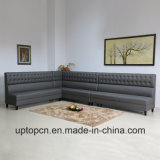 (SP-KS264) Kundenspezifisches modernes Höhen-Rückseiten-Salon-Möbel-Leder-Sofa