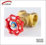 Из латуни и нержавеющей стали, Non-Rising тип штока клапана задвижки внутренней резьбы