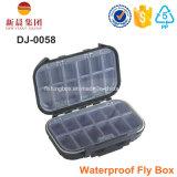 Wasserdichter Fliegen-Fischerei-Kasten