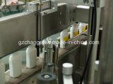 Champú automática máquina de etiquetado de botellas de detergente