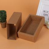 Малая сползая коробка хранения бумажного подарка ящика картона упаковывая/коробка ящика корабля