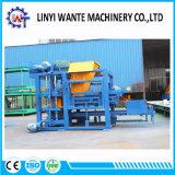 Qt4-18 machine de brique creuse en béton à pression hydraulique à vendre