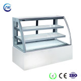 Présentoir de pain/compteur d'étalage de réfrigérateur/pâtisserie de gâteau (KI750A-M2)
