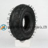 압축 공기를 넣은 고무 바퀴에 의하여 사용되는 가까이 트럭 바퀴 (3.50-4)
