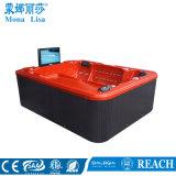 Monalisa China Lieferanten-Massage-Badewanne