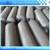 Rete metallica saldata con utilizzato in costruzione