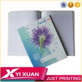 Ecoの友好的なカスタマイズされた印刷された学校のSeyesの演習帳のノート