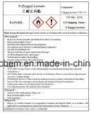 V.N. Van uitstekende kwaliteit Nr 1276 N-Propyl van de Acetaat van de levering de Oplosbare (Npac) voor Plastieken