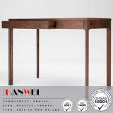 Schreibtisch-hölzerne Schreibens-Tisch-Wohnzimmer-Möbel der Fsc-CERT-amerikanischer Walnuss-2drawer