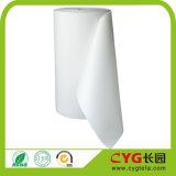 Espuma da isolação térmica XPE do condicionamento de ar com gravação