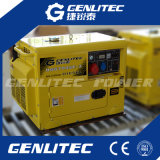 Generador Diesel potencia de 5 kVA silencioso con ATS