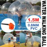 La sfera ambulante del camminatore dell'acqua mette in mostra 150cm