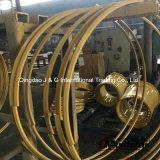 OTRの車輪のコンポーネント5PCの車輪ロックリングの車輪の側面のリング