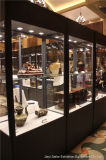 Faltbares hohes Glasschaukasten-System