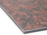 GLOBOND FR panneau composite en aluminium résistant au feu (PE-351 vert)