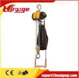 0.1 Grua Chain do ar pneumático da tonelada Ton~10