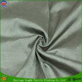Matéria têxtil Home tela impermeável tecida da cortina de indicador do escurecimento do revestimento