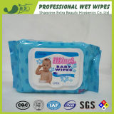 OEM/ODM малыша влажных салфеток с нейтральным пакет малых порядка, приемлемого