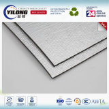 Mousse colorée du papier d'aluminium EPE matérielle