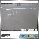 純粋で白い結晶させたNano石のためのMarmoのNanoガラス平板