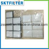 Purificador de aire material de filtro HEPA H13