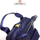 Polyester de qualité de loisirs de Chubont et sac à dos de cuir pour l'OEM