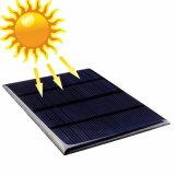 painéis solares do silicone policristalino Epoxy de 12V 1.5W