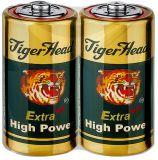 Cabeza del tigre Extra Alta Potencia D Tamaño de la batería con 0% de mercurio