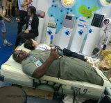 Base medica di massaggio della giada di 2017 Thermotherapy con il certificato del Ce per registrazione della spina dorsale