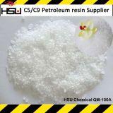0 résines inodore d'hydrocarbure hydrogénées par C9 de couleur pour Hma